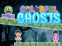 Colorful Ghosts