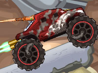 Course de monster trucks