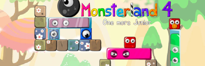 Monsterland 4: weer die Junior
