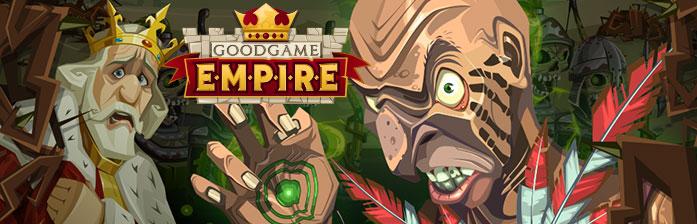 Goodgame Empire Thornking Event