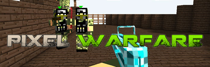Пиксельная война