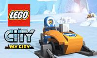 LEGO® City MY CITY - Arktyczna gra