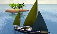 Balap Perahu 3D 2