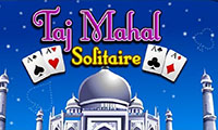 Solitario del Taj Mahal