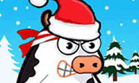 Cowaboom : Noël