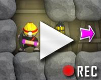 Ninja Miner Walkthrough