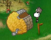 Plunder het dorp