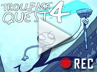 Trollface Quest 4 Walkthrough